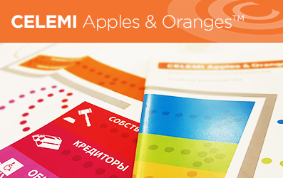 Apples & Oranges™ Celemi
